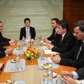 V4 találkozó a magyar EU-elnökség sikeréért