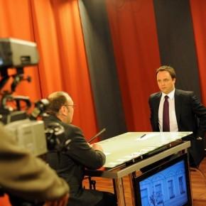 TV Eger interjú