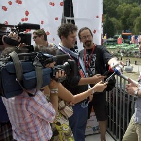 2011.08.12. Budapest Nyitrai Zsolt ‡llamtitk‡r a Szigeten