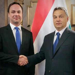 Nyitrai Zsolt vezeti a Fidesz Társadalmi Kapcsolatokért Felelős Igazgatóságát