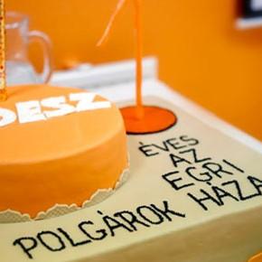 Egri Polgárok Háza: Boldog születésnapot!
