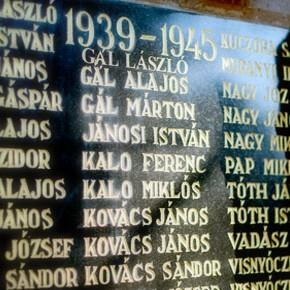 Nyitrai Zsolt: Soha többé háborút!