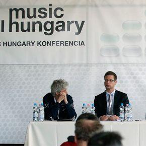A magyar zeneipar szereplői Egerben
