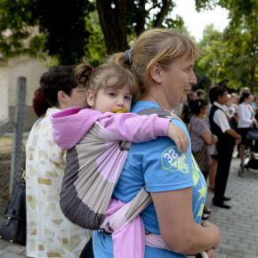 Átadták Kömlőn a védőnői szolgálat felújított rendelőjét
