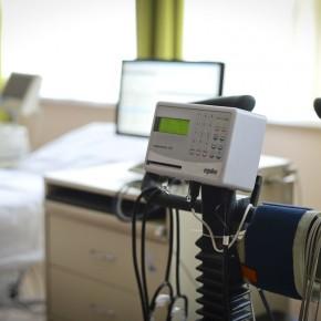 Kardiológiai ambulanciát avattak az egri kórházban