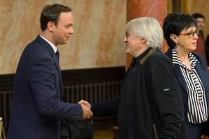 Koltai Lajossal az Európa Kulturális Fővárosa címért