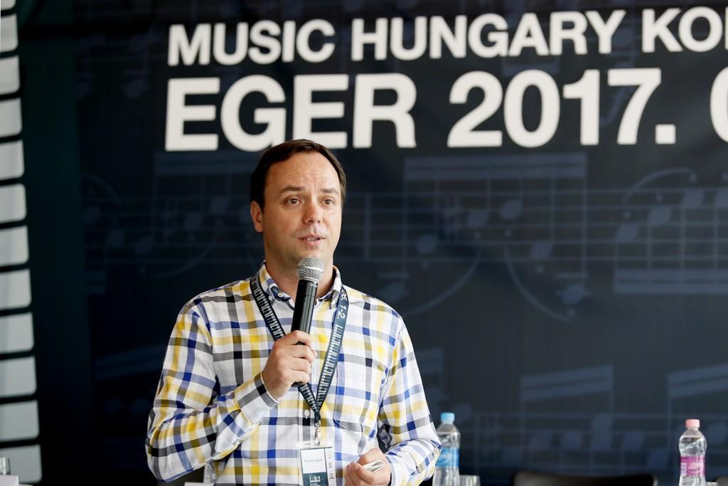 Ötödször találkoznak Egerben a zeneipar nagyágyúi