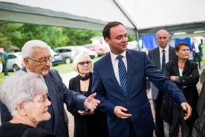 Boross Péter miniszterelnökkel