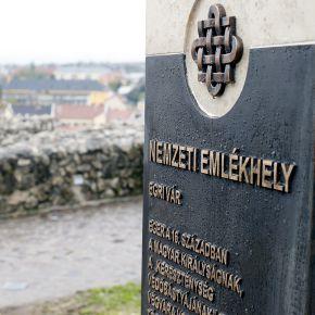 Nemzeti emlékhellyé avatták az egri várat