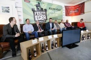 Újra Egerben kezdődik a fesztiválszezon!