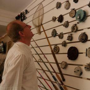 Megnyílt az ország első Horgászmúzeuma Sarudon