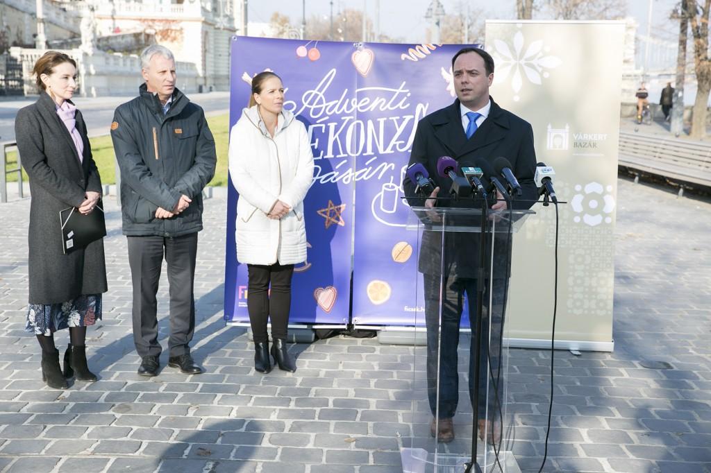 Családszervezetek jótékonysági vására lesz a Várkert Bazárban