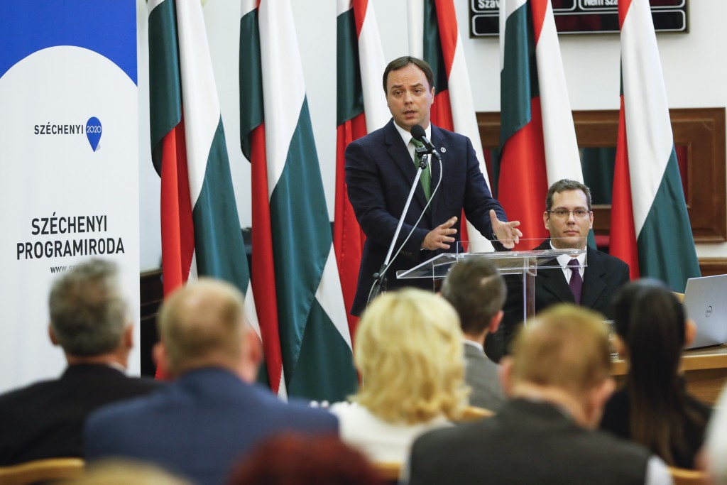 Magyarország erősödik
