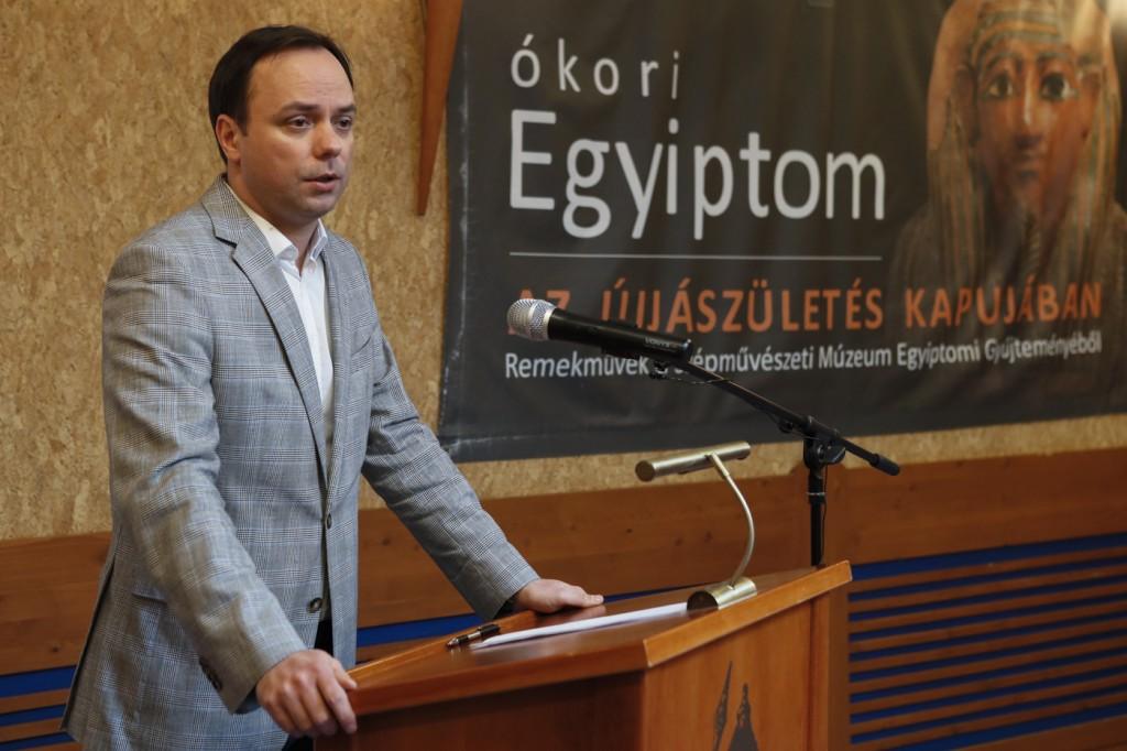 """Egyiptomi kiállítás után az Iparművészeti Múzeum """"turnézik"""" Egerben"""