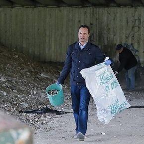 Környezetvédelmi akciót hirdet az egri Fidesz
