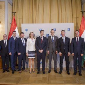 Eger legnagyobb ipari beruházása: 770 új munkahely