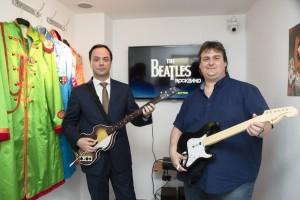 Együttműködés a Beatles Múzeummal