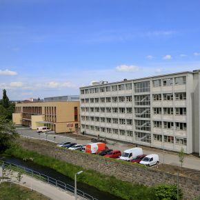 Átadták a felújított egri kórházat