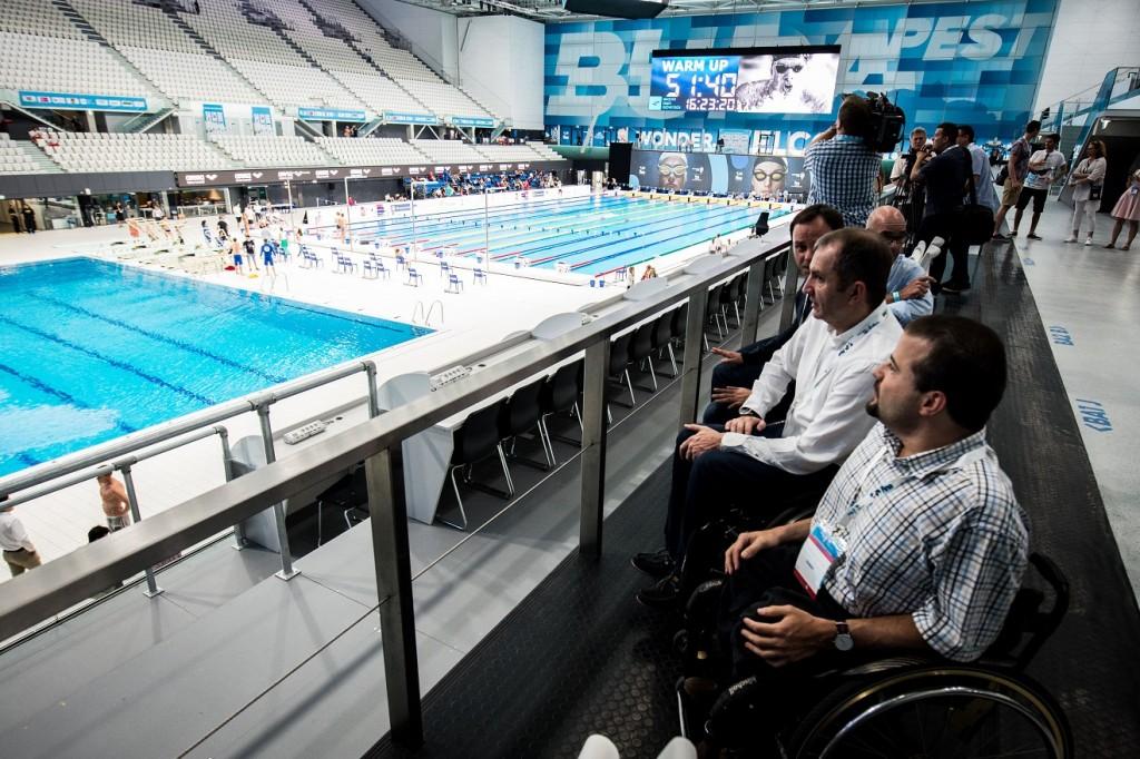 A Duna Aréna alkalmas a fogyatékossággal élő emberek fogadására