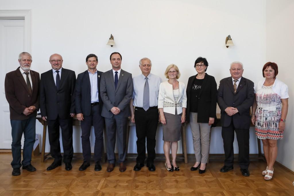 Pedagógusok köszöntése Egerben