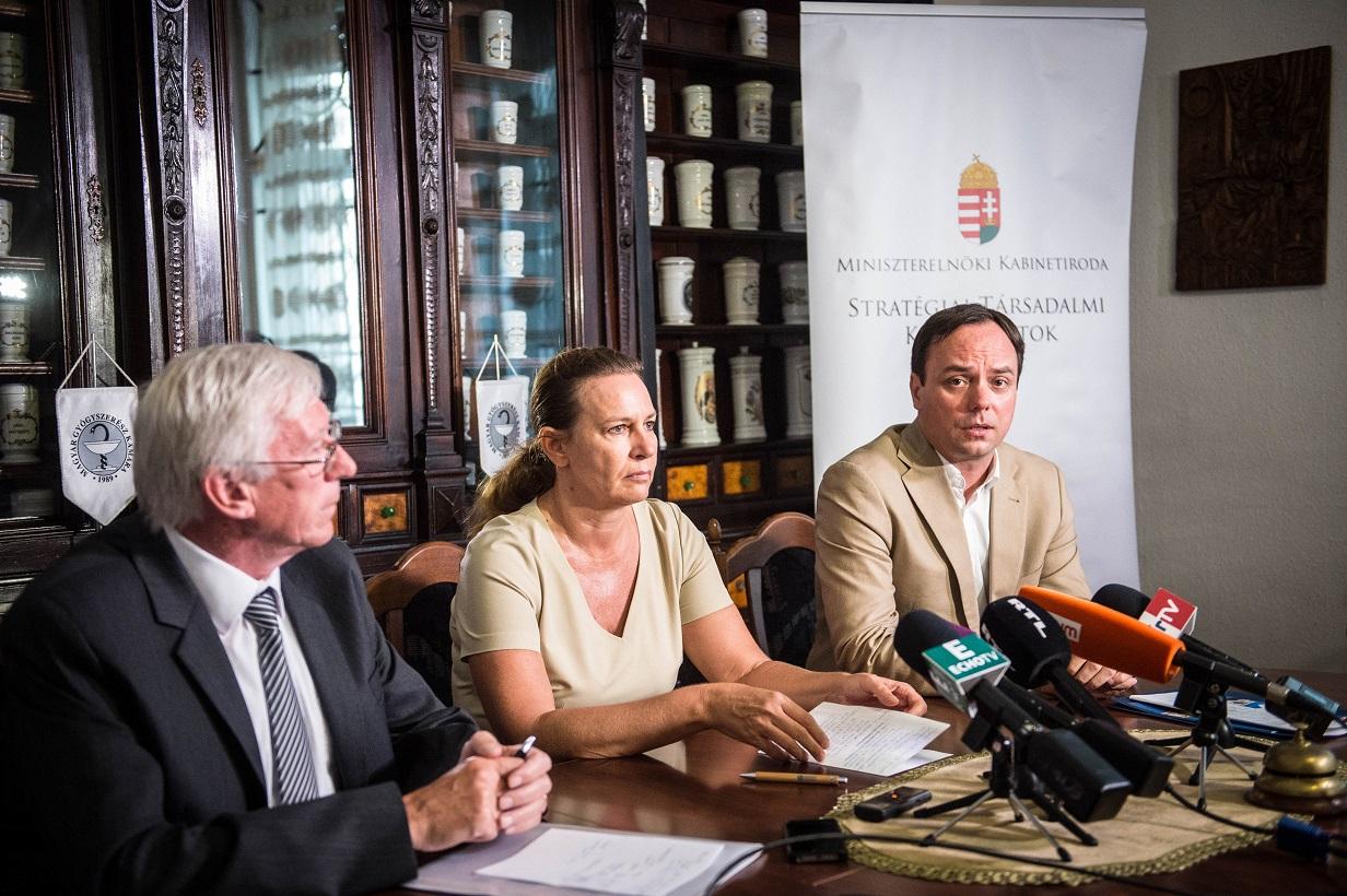 500 millió forint hitelt vettek fel a patikusok a gyógyszerészi hitelprogram keretében