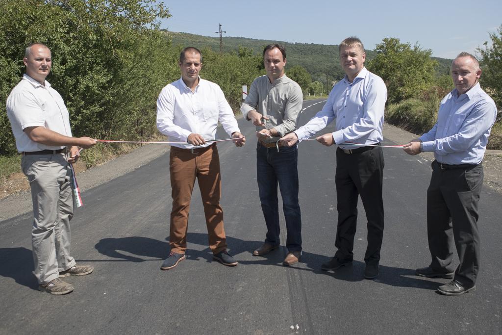 Újabb fejlesztések Eger térségének közlekedésében