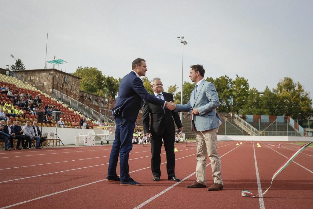 Tovább fejlődik a stadion Egerben
