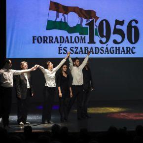 '56 öröksége: megvédjük hazánk szabadságát