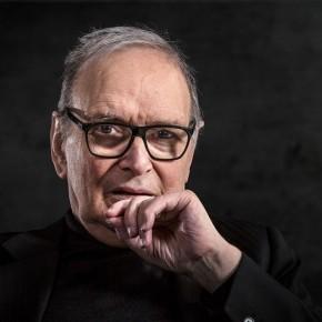 Ennio Morricone awarded Middle Cross of the Hungarian Order of Merit