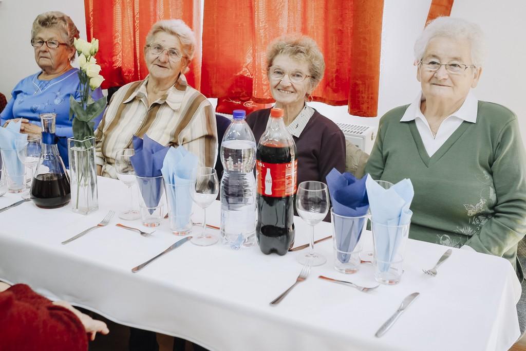 Felújított Gondozási Központot avattak az Idősek Világnapja alkalmából