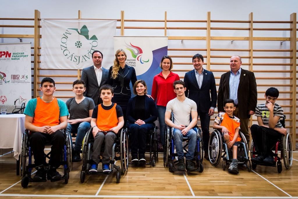 Először ünnepelhetjük együtt a Magyar Parasport Napját