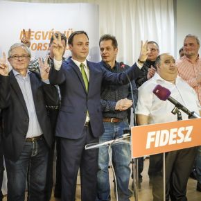 Nyitrai Zsolt: Magyarországon és Egerben is győzött a Fidesz!