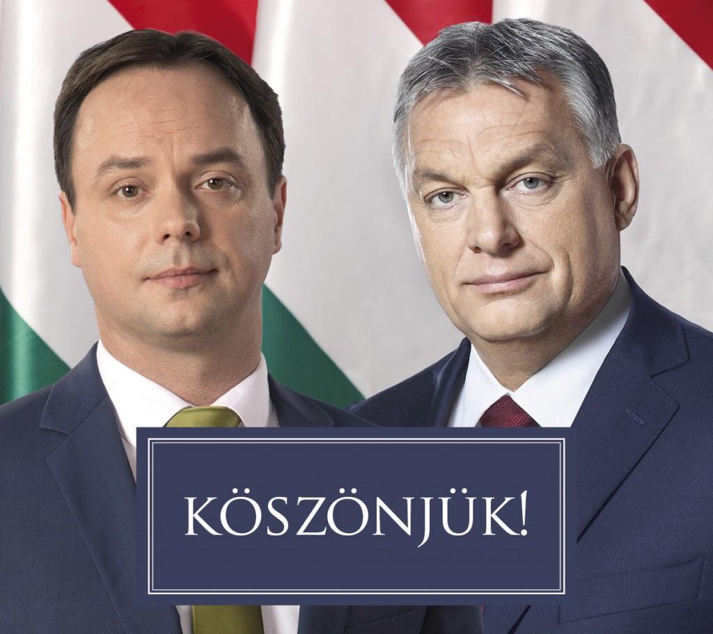 Nyitrai Zsolt: Az emberek a bevándorlás ellen és a fejlődés mellett szavaztak!