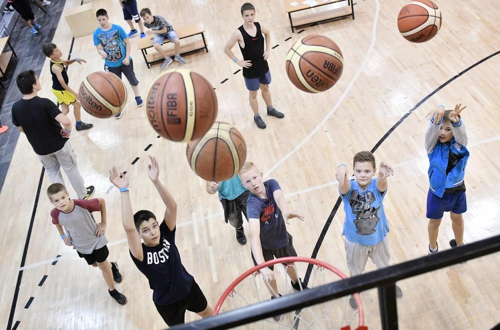 Felújított sportcsarnok: újabb élmények várnak az egri közönségre