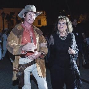 Claudia Cardinale találkozott egri rajongóival!
