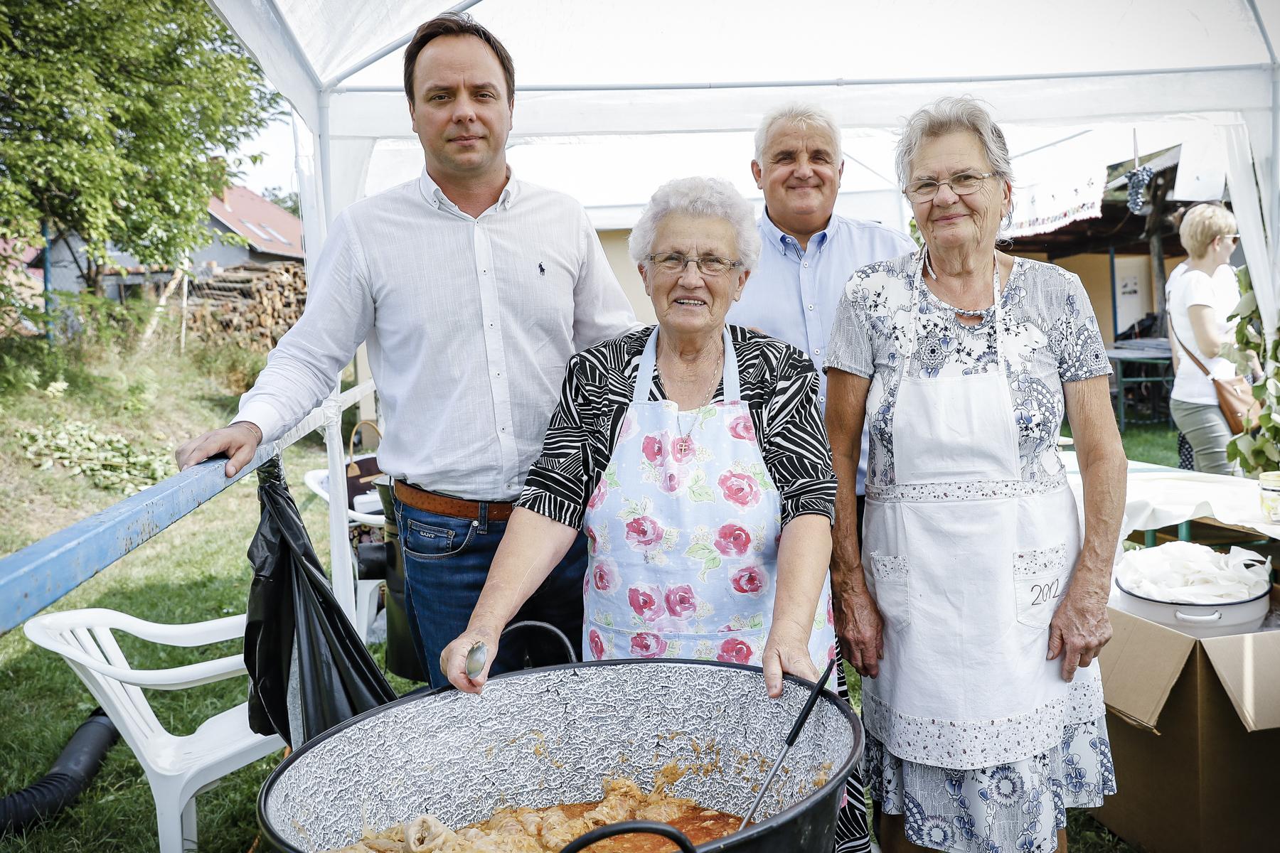 Bor, a közösség és a hagyomány ünnepe Egerszóláton