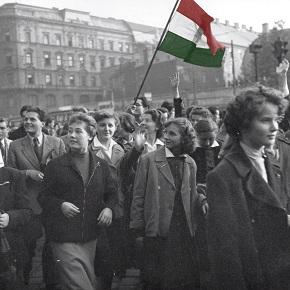 Képviselői elismerés az 1956-os forradalom ünnepén
