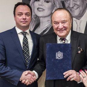 80. születésnapján köszöntötték Korda Györgyöt