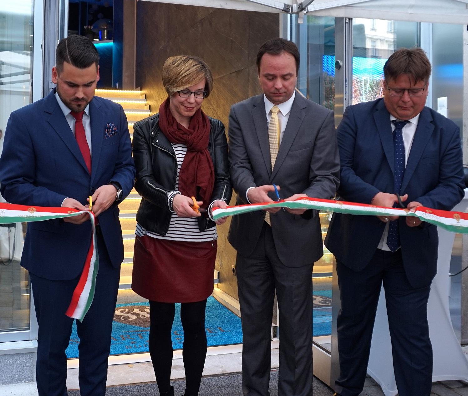 Egri boros szálloda nyílt Budapesten