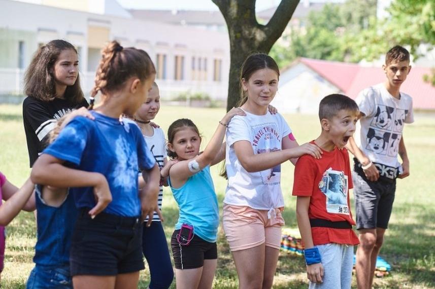 Folyamatosan biztosított a cukorbeteg gyermekek nyári táboroztatása