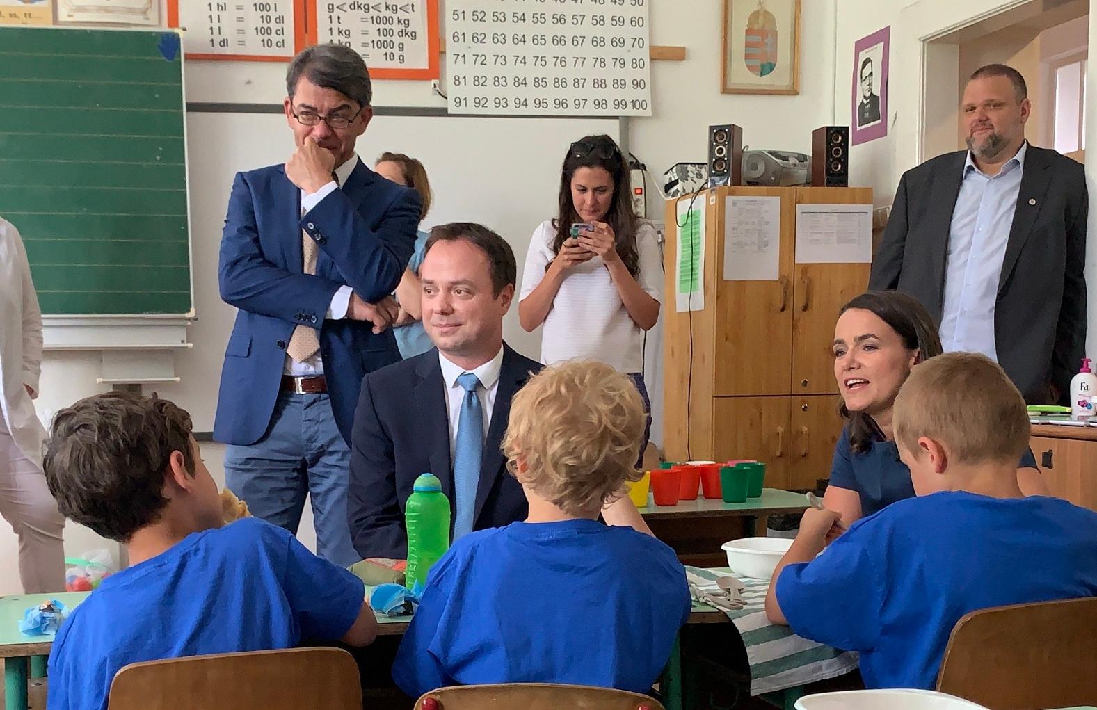 Először szerveztek Erzsébet-tábort diabéteszes gyerekeknek
