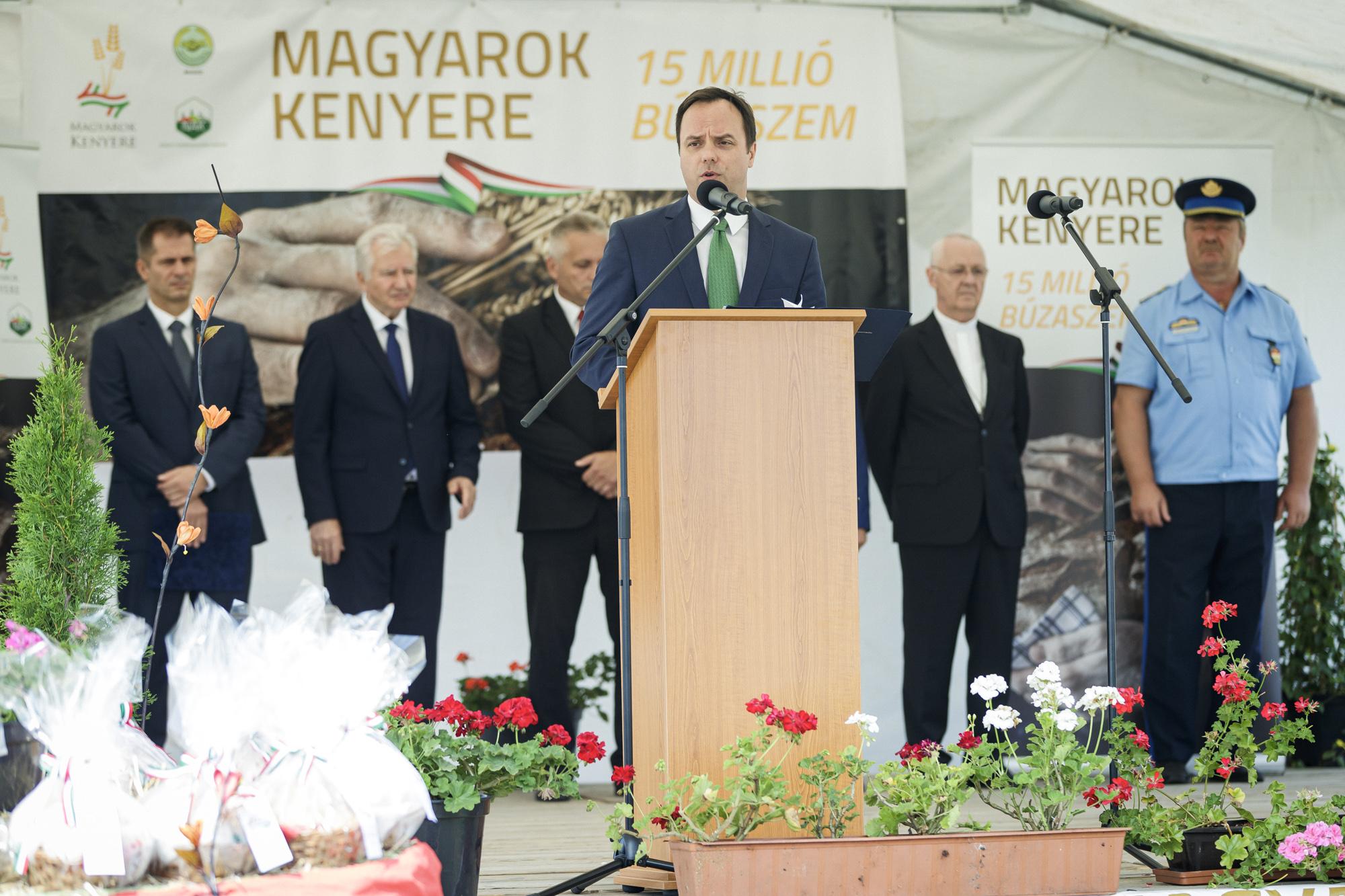Köszönet a magyar gazdáknak!