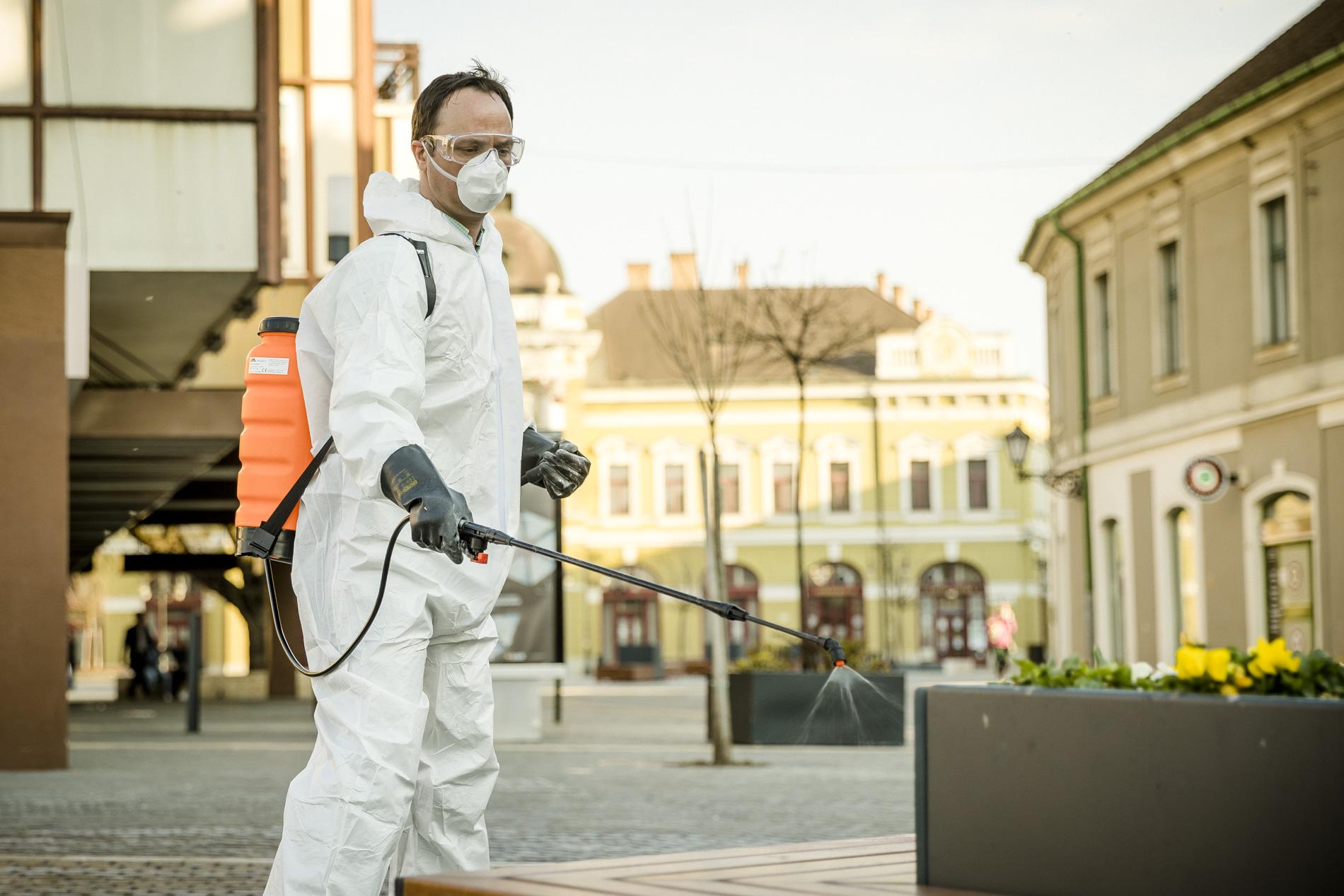 Vírusirtás Egerben